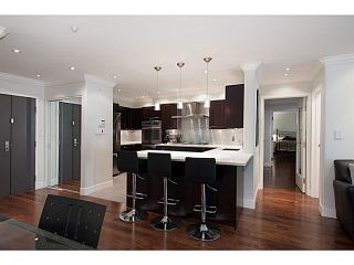 """Photo 5: 108 1823 W 7TH Avenue in Vancouver: Kitsilano Townhouse for sale in """"THE CARNEGIE"""" (Vancouver West)  : MLS®# V1073495"""
