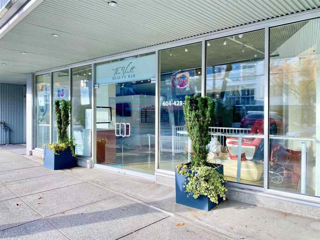 Main Photo: 4385 W 10TH Avenue in Vancouver: Point Grey Retail for sale (Vancouver West)  : MLS®# C8035478