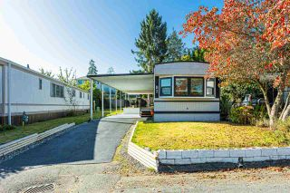 "Photo 2: 82 1840 160 Street in Surrey: King George Corridor Manufactured Home for sale in ""Breakaway Bays"" (South Surrey White Rock)  : MLS®# R2540211"
