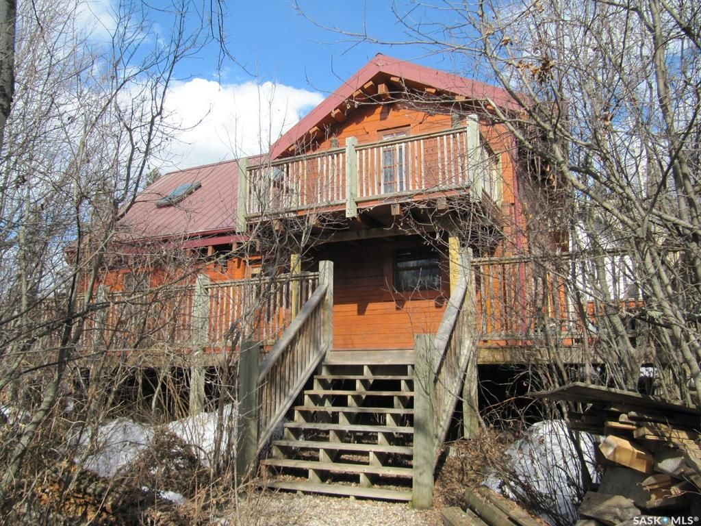 Main Photo: 2501 Spruce Cres., Indian Point in Turtle Lake: Residential for sale : MLS®# SK854410