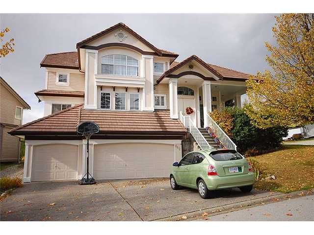 """Main Photo: 162 ASPENWOOD Drive in Port Moody: Heritage Woods PM House for sale in """"VISTAS-HERITAGE WOODS"""" : MLS®# V977600"""