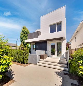 """Photo 2: 2794 W 23RD Avenue in Vancouver: Arbutus House for sale in """"W Passive House"""" (Vancouver West)  : MLS®# R2589508"""