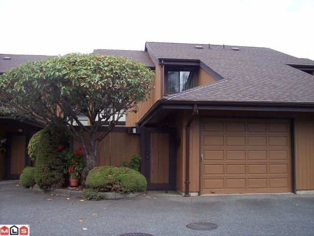 """Main Photo: 115 2533 MARCET Court in Abbotsford: Abbotsford East Townhouse for sale in """"MARCET COURT OLD YALE ESTATES"""" : MLS®# F1224723"""