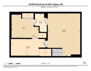 Photo 32: 34 6503 RANCHVIEW Drive NW in Calgary: Ranchlands Row/Townhouse for sale : MLS®# A1018661