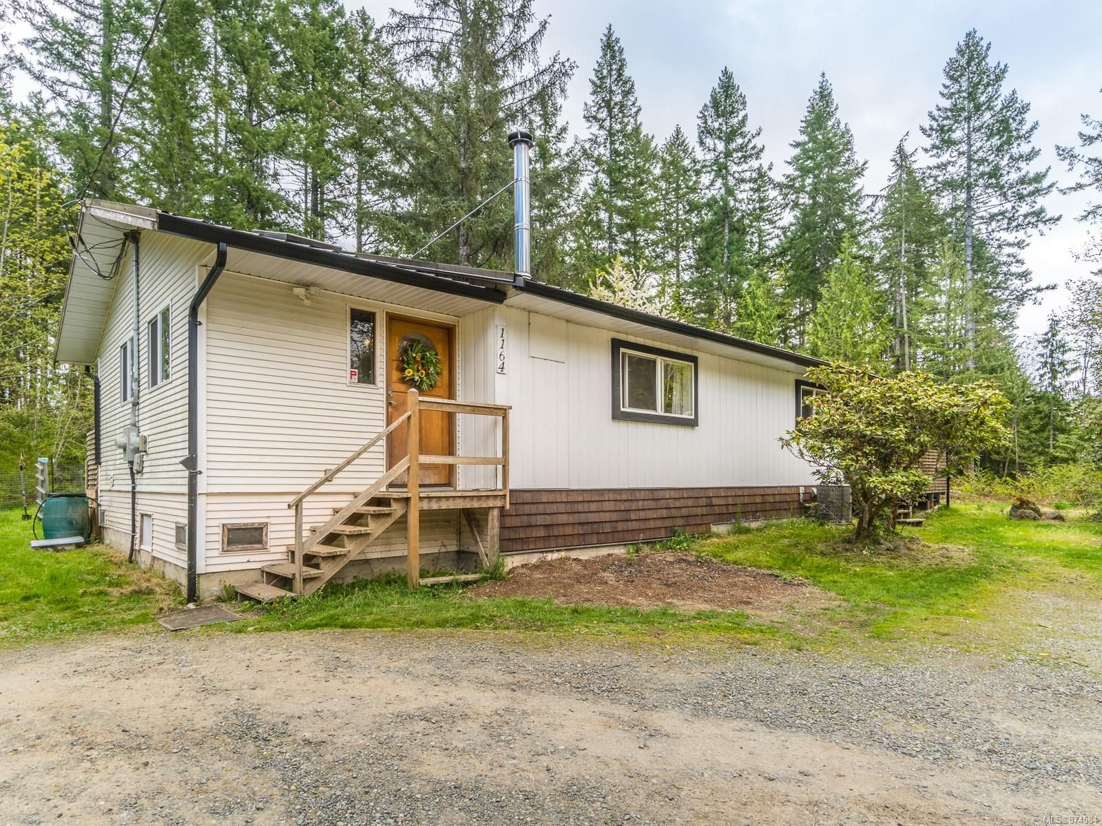 Main Photo: 1164 Pratt Rd in Coombs: PQ Errington/Coombs/Hilliers House for sale (Parksville/Qualicum)  : MLS®# 874584