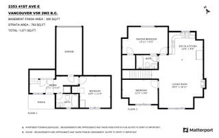 Photo 12: 2353 E 41ST Avenue in Vancouver: Collingwood VE House for sale (Vancouver East)  : MLS®# R2616177