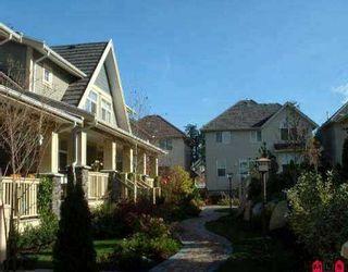 "Photo 6: 15 15255 36TH AV in Surrey: Morgan Creek Townhouse for sale in ""Fernwood"" (South Surrey White Rock)  : MLS®# F2602292"