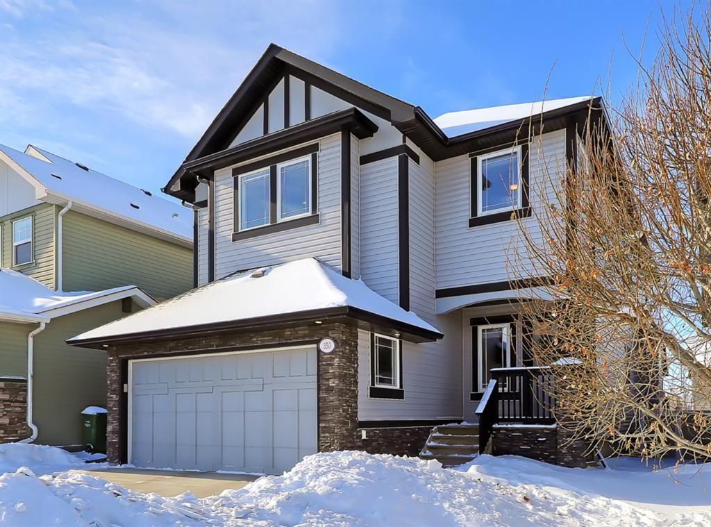 Main Photo: 350 Kingsbury View: Airdrie Detached for sale : MLS®# A1068051