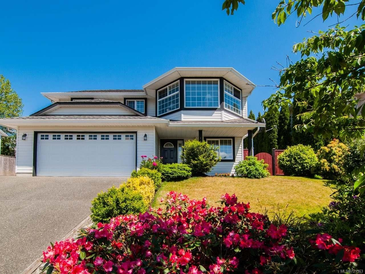 Main Photo: 1194 Blesbok Rd in CAMPBELL RIVER: CR Campbell River Central House for sale (Campbell River)  : MLS®# 721163
