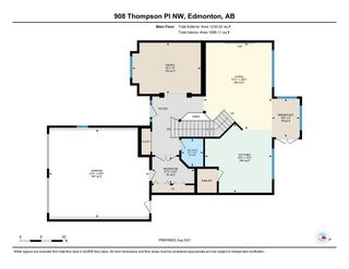 Photo 49: 908 THOMPSON Place in Edmonton: Zone 14 House for sale : MLS®# E4259671