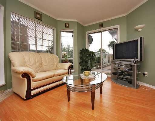 """Photo 2: Photos: 308 8633 SW MARINE Drive in Vancouver: Marpole Condo for sale in """"SOUTHBEND"""" (Vancouver West)  : MLS®# V765921"""