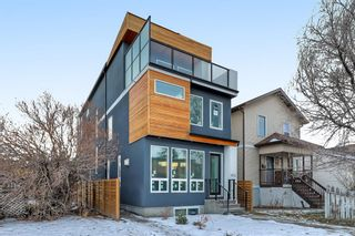 Main Photo: 2 1721 12 Avenue SW in Calgary: Sunalta Semi Detached for sale : MLS®# A1067283