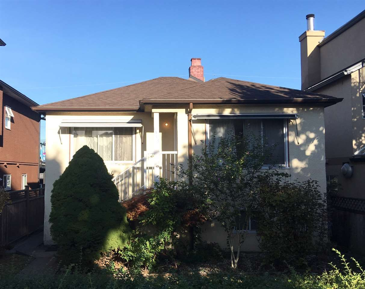 Main Photo: 1018 LILLOOET Street in Vancouver: Renfrew VE House for sale (Vancouver East)  : MLS®# R2202863