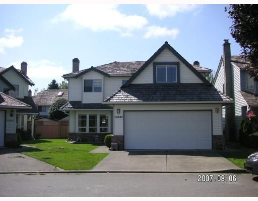 Photo 1: Photos: 12440 GREENLAND Place in Richmond: East Cambie House for sale : MLS®# V663381
