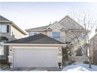 Photo 1: 55 EVERGREEN Heights SW in CALGARY: Shawnee Slps_Evergreen Est Residential Detached Single Family for sale (Calgary)  : MLS®# C3604460