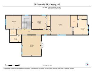 Photo 39: 38 Quarry Drive SE in Calgary: Douglasdale/Glen Detached for sale : MLS®# A1076014