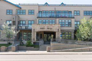 Photo 1: 303, 9603 98 Avenue in Edmonton: Condo for rent