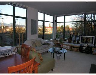 Photo 2: # 307 2028 W 11TH AV in Vancouver: Condo for sale : MLS®# V751432