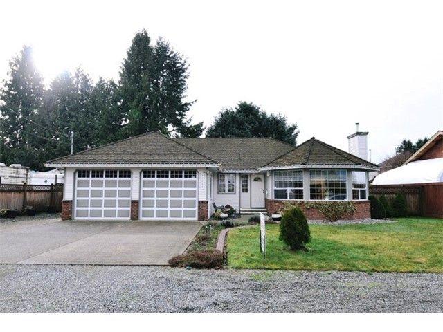 Main Photo: 20282 CHATWIN Avenue in Maple Ridge: Northwest Maple Ridge House for sale : MLS®# V1104432