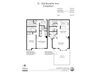 "Photo 38: 31 1225 BRUNETTE Avenue in Coquitlam: Maillardville Townhouse for sale in ""PLACE FOUNTAINBLEAU"" : MLS®# R2588264"