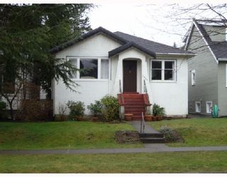 Photo 1: 4534 W 14TH Avenue in Vancouver: Point Grey House for sale (Vancouver West)  : MLS®# V695509