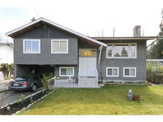 Main Photo: 1310 PRAIRIE Avenue in Port Coquitlam: Birchland Manor House for sale : MLS®# V882054