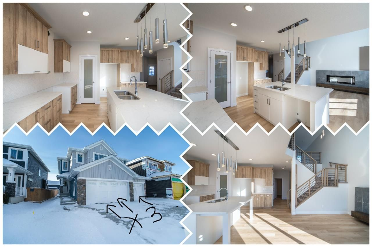 Main Photo: 6738 Elston Lane in Edmonton: Zone 57 House for sale : MLS®# E4229103