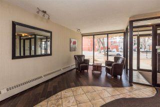 Photo 26: 502 10015 119 Street in Edmonton: Zone 12 Condo for sale : MLS®# E4236624