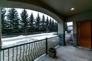 Photo 26: 106 1406 HODGSON Way in Edmonton: Zone 14 Condo for sale : MLS®# E4226462