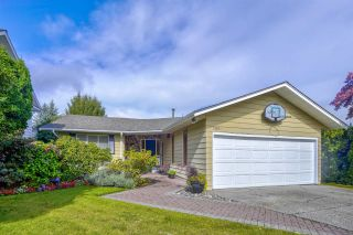 Photo 1: 7891 WELSLEY Drive in Burnaby: Burnaby Lake House for sale (Burnaby South)  : MLS®# R2509327