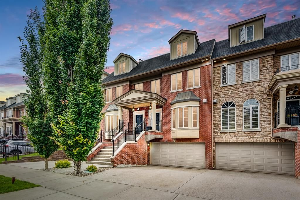 Main Photo: 2425 Erlton Street SW in Calgary: Erlton Row/Townhouse for sale : MLS®# A1131679