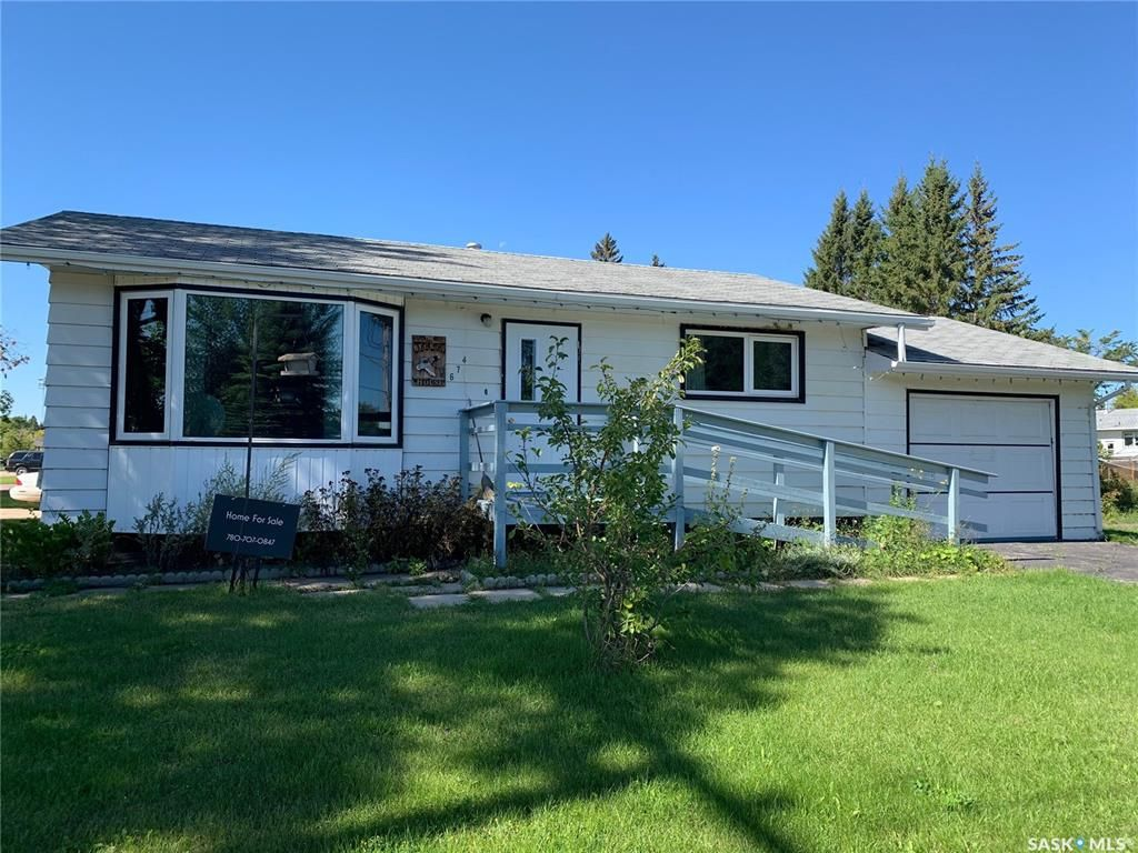 Main Photo: 674 1st Avenue Northeast in Preeceville: Residential for sale : MLS®# SK826787