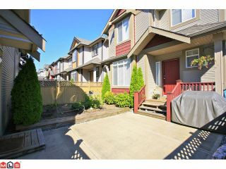 """Photo 2: 6652 195TH Street in Surrey: Clayton House for sale in """"COPPER CREEK"""" (Cloverdale)  : MLS®# F1122969"""