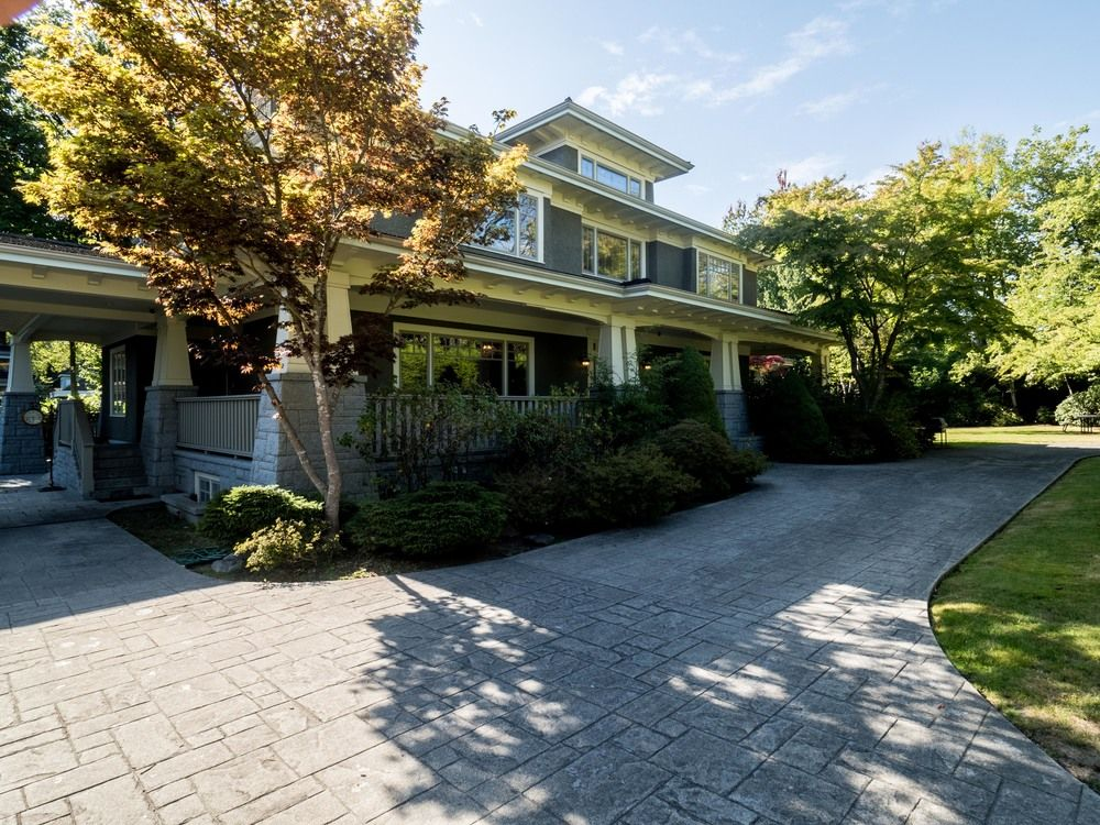 Main Photo:  in VANCOUVER: Shaughnessy House for rent (Vancouver West)