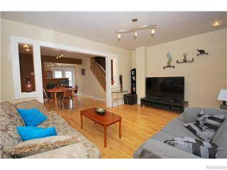 Photo 3: 345 Dumoulin Street in Winnipeg: St Boniface Residential for sale (South East Winnipeg)  : MLS®# 1608261