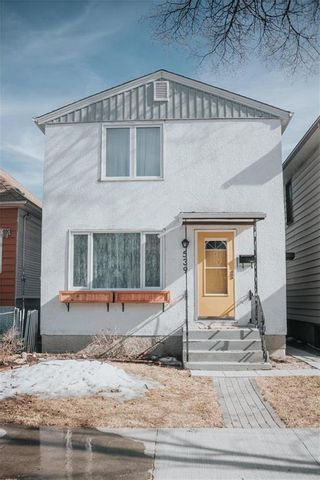 Photo 1: 539 Lipton Street in Winnipeg: Residential for sale (5C)  : MLS®# 202104780