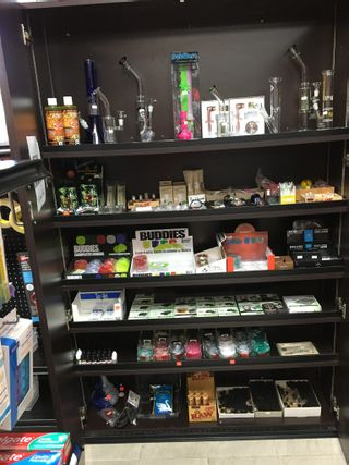 Photo 8: convenience store, smoke shop, grocery