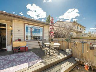 Photo 3: 24 6100 4 Avenue NE in Calgary: Marlborough Park Semi Detached for sale : MLS®# A1102275