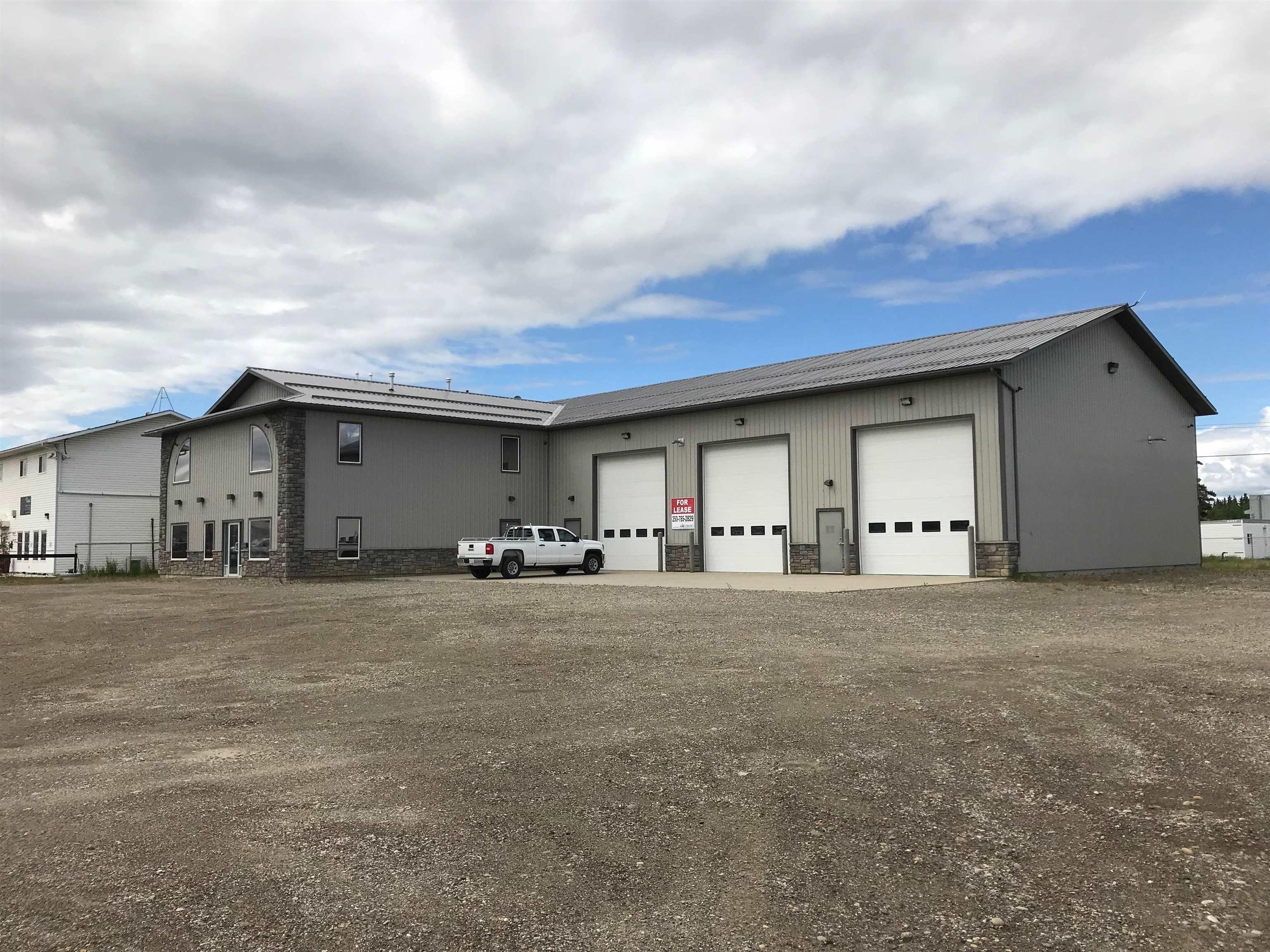 Main Photo: 8130 100 Avenue in Fort St. John: Fort St. John - City NE Industrial for lease (Fort St. John (Zone 60))  : MLS®# C8039924