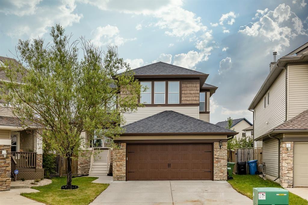 Main Photo: 323 Royal Birch Bay NW in Calgary: Royal Oak Detached for sale : MLS®# A1127788