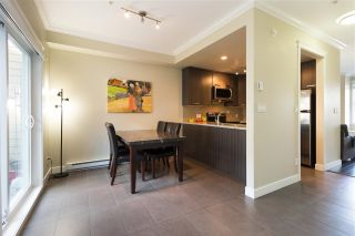 """Photo 5: 205 3788 NORFOLK Street in Burnaby: Central BN Townhouse for sale in """"Panacasa"""" (Burnaby North)  : MLS®# R2239657"""