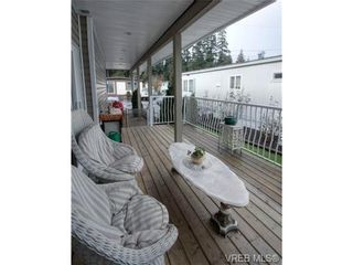Photo 19: 9 2911 Sooke Lake Rd in VICTORIA: La Goldstream Manufactured Home for sale (Langford)  : MLS®# 629320