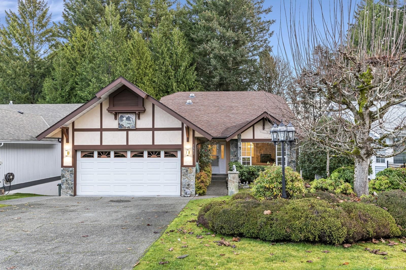 Main Photo: 3563 S Arbutus Dr in : ML Cobble Hill House for sale (Malahat & Area)  : MLS®# 861746