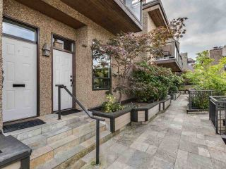 """Photo 8: 8 1266 W 6TH Avenue in Vancouver: Fairview VW Townhouse for sale in """"Camden Court"""" (Vancouver West)  : MLS®# R2487399"""