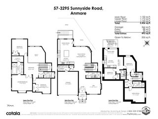 """Photo 40: 57 3295 SUNNYSIDE Road: Anmore House for sale in """"COUNTRYSIDE VILLAGE"""" (Port Moody)  : MLS®# R2592306"""