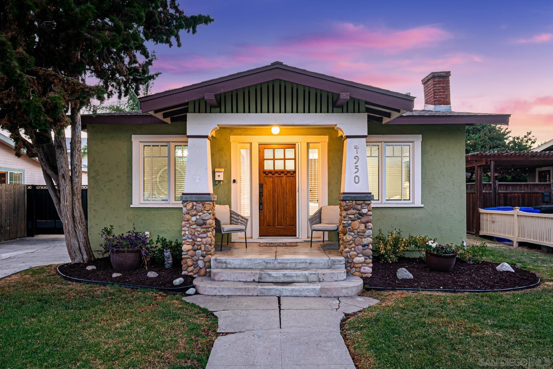 Main Photo: NORMAL HEIGHTS Property for sale: 4950-52 Hawley Blvd in San Diego