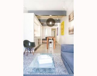 """Photo 5: 510 53 WEST HASTINGS Street in Vancouver: Downtown VW Condo for sale in """"PARIS ANNEX"""" (Vancouver West)  : MLS®# V749029"""