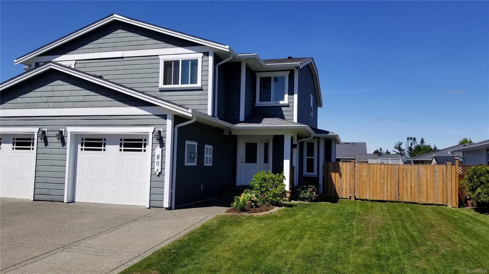 Main Photo: A 80 Carolina Dr in : CR Willow Point Half Duplex for sale (Campbell River)  : MLS®# 875816