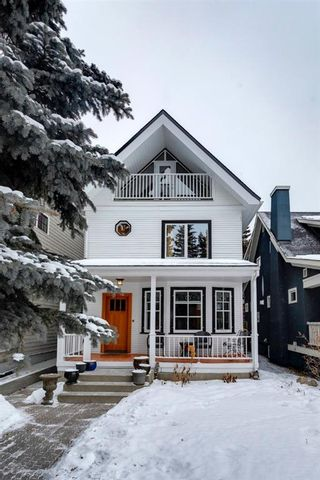 Main Photo: 334 40 Avenue SW in Calgary: Elbow Park Detached for sale : MLS®# A1060457