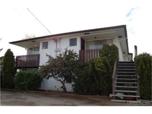 Main Photo:  in VICTORIA: SW Rudd Park Half Duplex for sale (Saanich West)  : MLS®# 424113